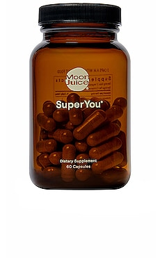 SUPPLÉMENT SUPERYOU Moon Juice $49 BEST SELLER