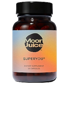 SuperYou 14 Day Stress Management Moon Juice $25