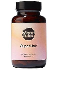 SUPPLÉMENTS CHEVEUX SUPERHAIR Moon Juice $24