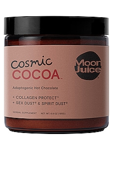 PRÉPARATION CHOCOLAT CHAUD COSMIC COCOA ADAPTOGENIC HOT CHOCOLATE Moon Juice $30