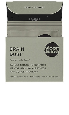 БАД BRAIN DUST SACHETS Moon Juice $35