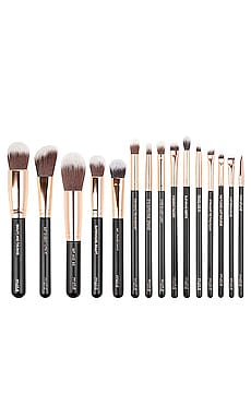 Lux Vegan Makeup Brush Set M.O.T.D. Cosmetics $120