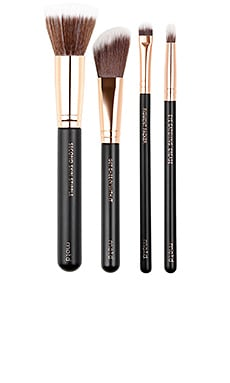 Wanderlust Travel Makeup Brush Set M.O.T.D. Cosmetics $46 BEST SELLER