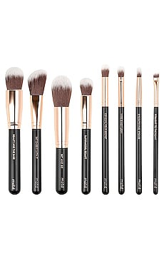 Lux Vegan Essential Brush Set in All
