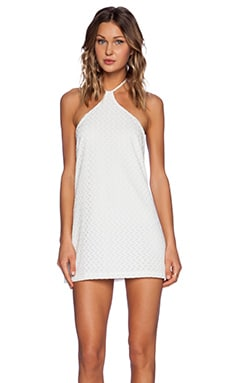 Motel Anderson Dress in White