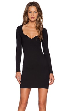Motel Brylee Dress in Black