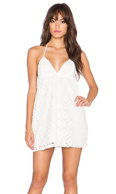 Motel Aria Dress in Cream