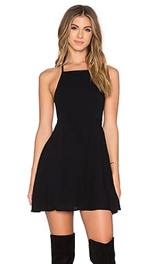 Motel Sharma Dress in Black