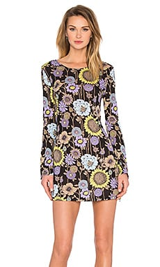 Motel Suhaila Dress in Flower Power