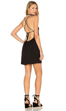 Motel Noe Dress in Black