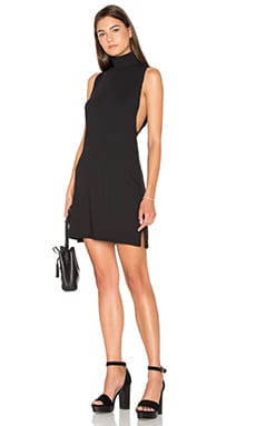 Motel Bexley Dress in Black