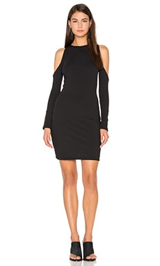 Motel Marsha Dress in Black