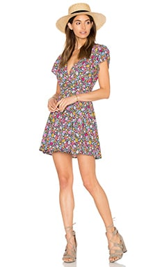 Motel Aslett Dress in Dainty Ditsy Flowers