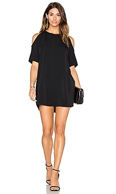 Motel Savannah Dress in Black
