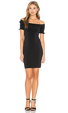 Motel Soria Dress in Black