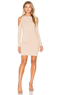 Motel Marsha Dress in Nude