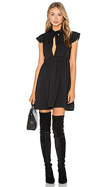 Clover Dress in Black