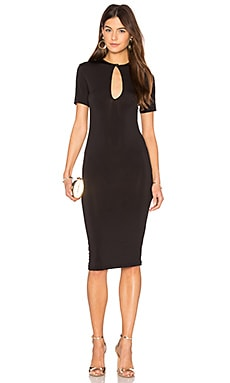 Callow Dress in Black