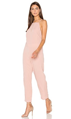 Kauna Jumpsuit in Blush