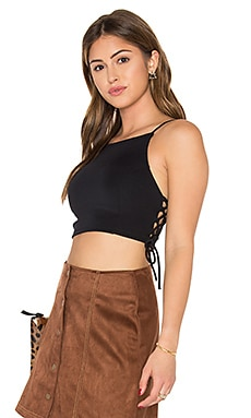 Motel Odette Top in Black