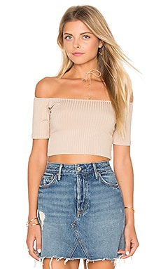 Motel Edie Top in Nude