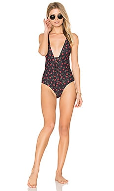 Juliette Swimsuit in Roses