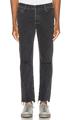The Neat Ankle Step Fray Jean MOTHER $208