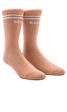 The Tiny Dancer Socks MOTHER $24