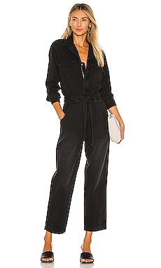 The Belted Fixer Jumpsuit MOTHER $375
