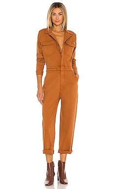 The Fixer Jumpsuit MOTHER $350