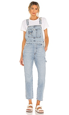 The Scrapper Overalls MOTHER $350 BEST SELLER