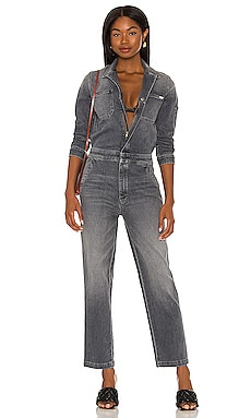 The Half Spring Take Off Ankle Jumpsuit MOTHER $279