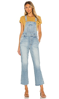 The Tripper Overall Ankle MOTHER $325