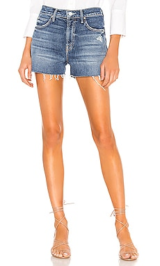 The Dutchie Short Fray MOTHER $218