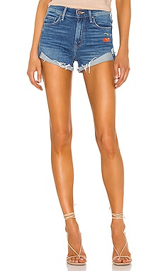 The Rascal Slit Flip Short MOTHER $153
