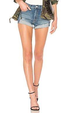 Rascal Slit Flip Short MOTHER $198