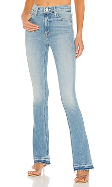 JEAN FLARE RUNAWAY MOTHER $248 NOUVEAU