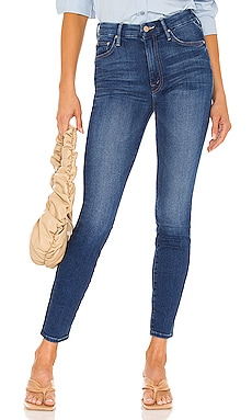 High Waisted Looker MOTHER $228 NUEVO
