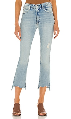 The Insider Crop Step Chew MOTHER $174