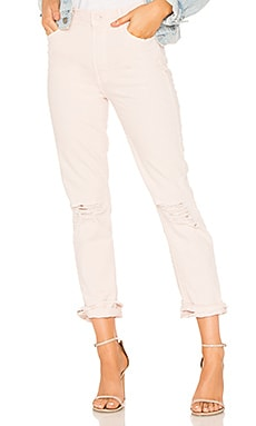 High Waisted Rascal Ankle Jean MOTHER $168