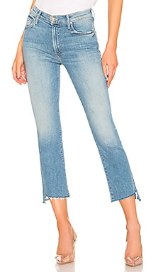 Insider Crop Step Fray MOTHER $228