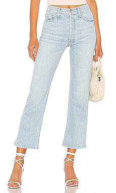 JEAN FLARE TRIPPER MOTHER $238 BEST SELLER