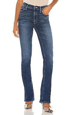JEAN BOOTCUT THE HIGH WAISTED RUNAWAY MOTHER $238