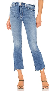 The Insider Crop Step Fray MOTHER $238