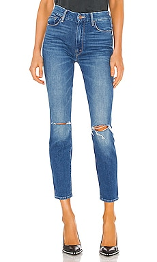 High Waisted Looker Ankle MOTHER $174