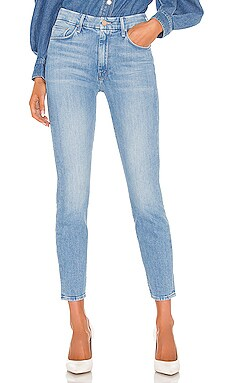 The High Waisted Looker Ankle MOTHER $160