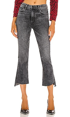The Insider Crop Step Fray MOTHER $167