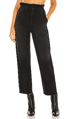 JAMBES LARGES THE YOYO RUFFLE GREASER ANKLE MOTHER $228
