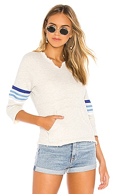 The Square Tear Fray Sweatshirt MOTHER $67