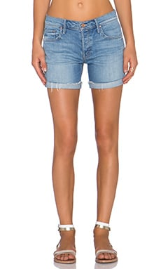 SHORT EN JEAN LOOSEY